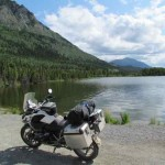 ALfonz tours Alaska on his BMW1200GS