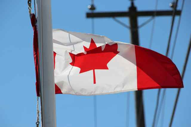 my expat life, missing Canada