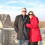 Hamori, canadian couple move to France then Budapest Hungary