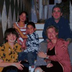 Striars in Capestang, expats with kids