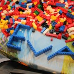 building lego as a family
