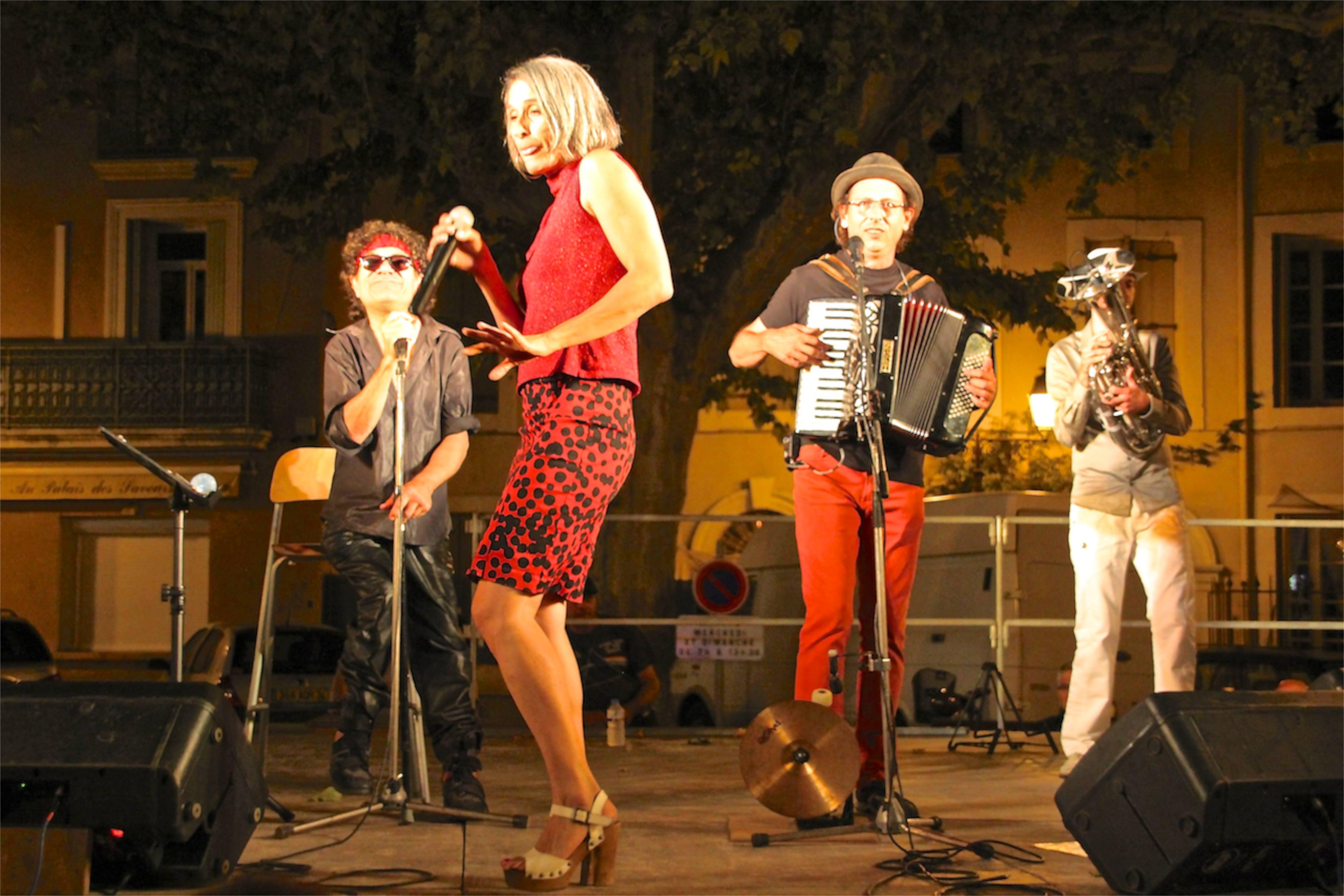 August Music Festival Capestang