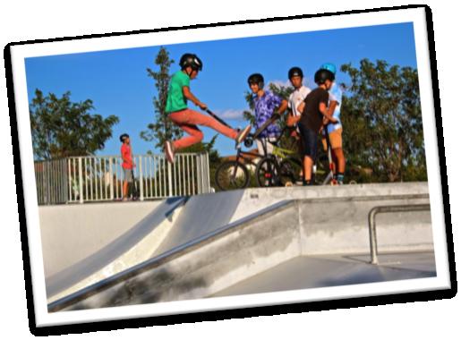 Skatepark in Capestang