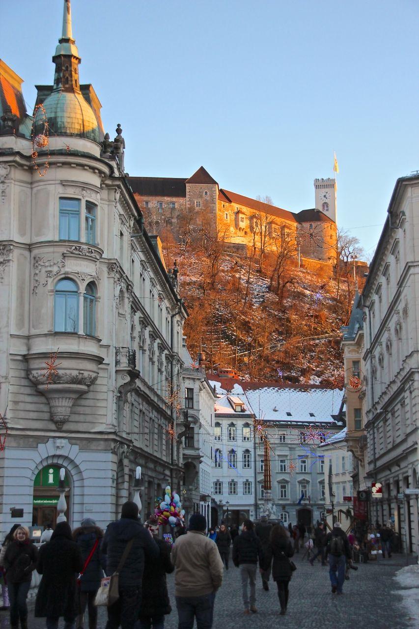 a day in Ljubljana