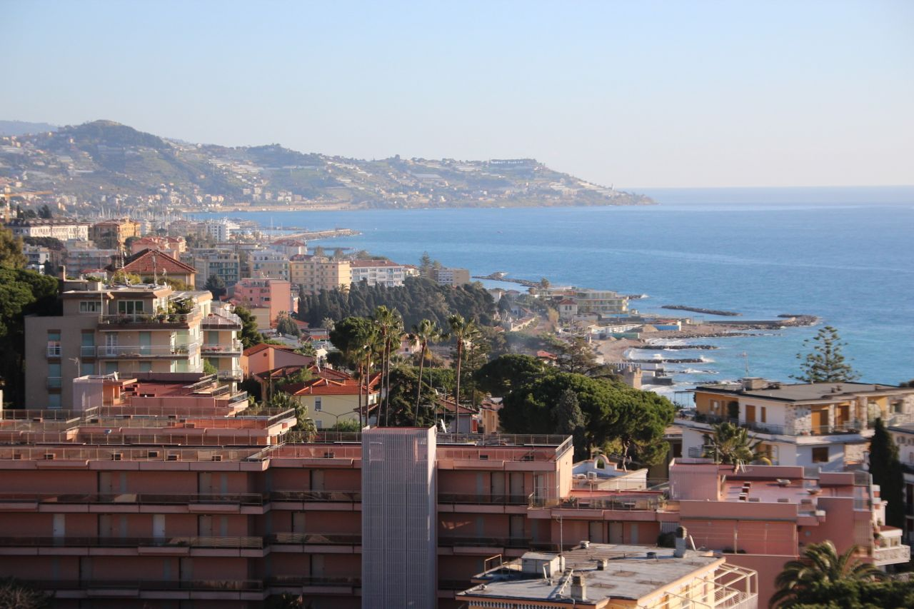 Stunning views Sanremo