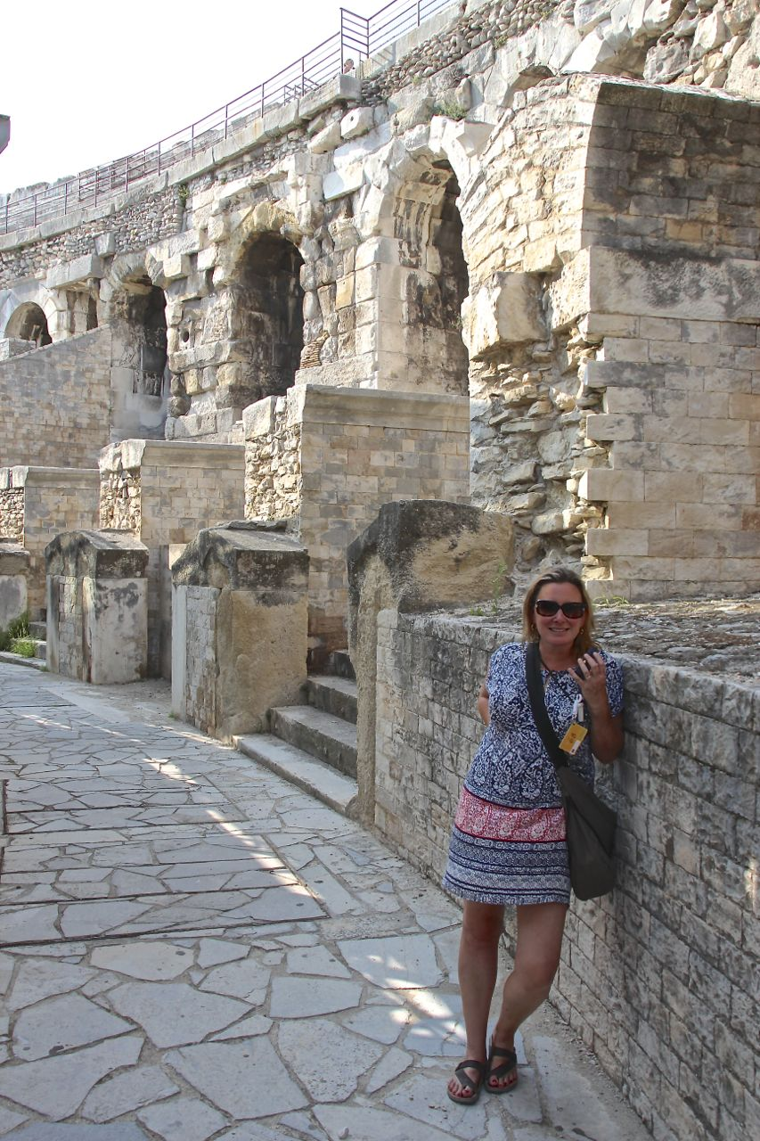 Nimes to Capestang day trip