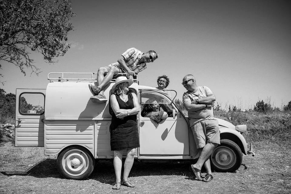 wine tour company Languedoc