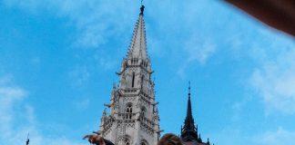 Daniel Parkour Budapest Hungary Monuments