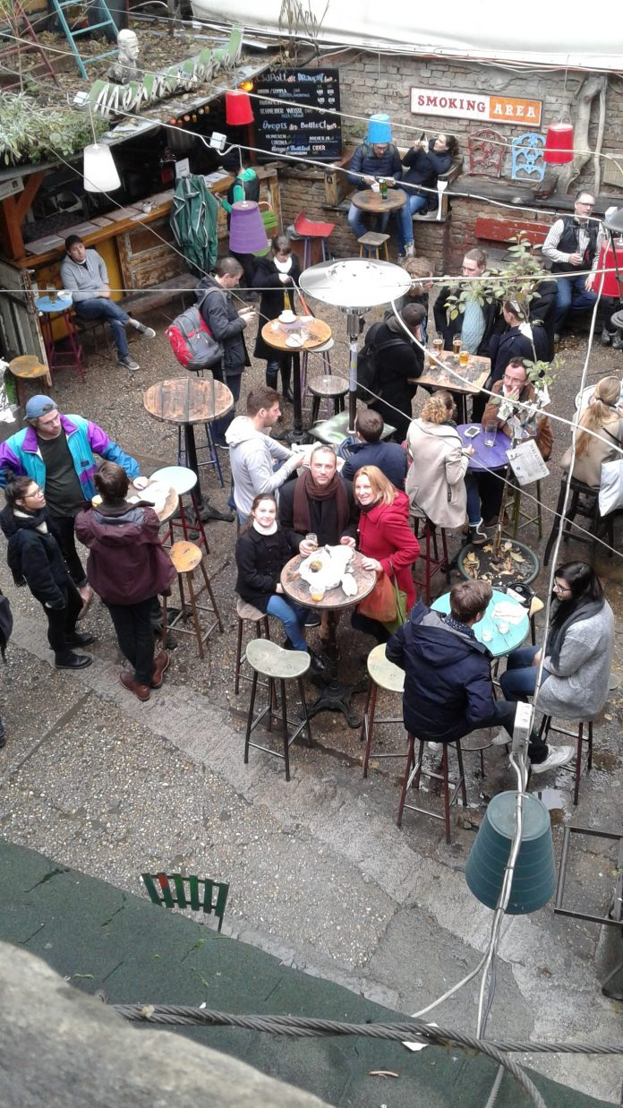 Budapest Outdoor Markets